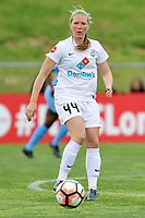 Piscataway, NJ - Sunday April 30, 2017: Maegen Kelly during a regular season National Women's Soccer League (NWSL) match between Sky Blue FC and FC Kansas City at Yurcak Field.