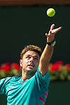 Wawrinka Wins Over Carreno Busta 6-3, 6-2