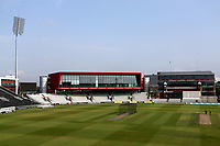 General view of the ground ahead of Lancashire CCC vs Essex CCC, Specsavers County Championship Division 1 Cricket at Emirates Old Trafford on 11th June 2018