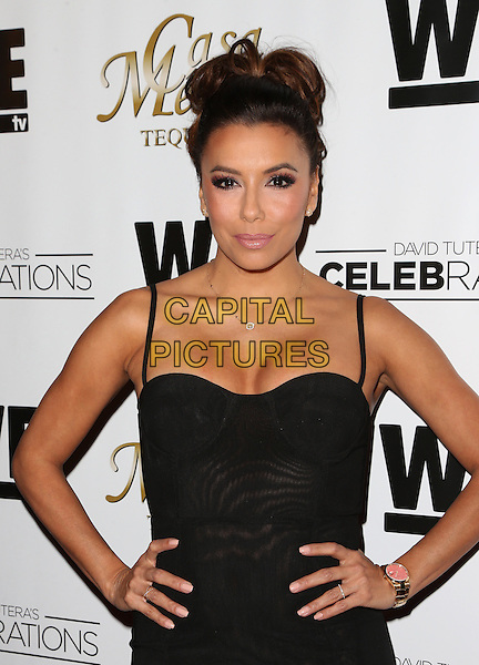 Hollywood, CA - November 06 Eva Longoria Attending Mario Lopez Introduces Casa Mexico Tequila On WE tv's David Tutera CELEBrations At Beso On November 06, 2015. <br /> CAP/MPI/FS<br /> &copy;FS/MPI/Capital Pictures