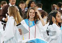 Zamira's HS graduation