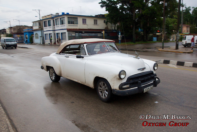 Old Car, Havana