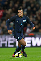 Jake Livermore (West Bromwich Albion) of England during the International Friendly match between England and Germany at Wembley Stadium, London, England on 10 November 2017. Photo by Andy Rowland.