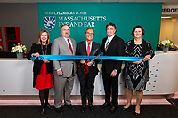 Event - Mass Eye and Ear Herb Chambers Lobby Ribbon Cutting