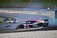 #3 UNITED AUTOSPORTS (GBR) LIGIER JS P3 LMP3 JIM MC GUIRE (USA) MATTHEW BELL (GBR) KAY VAN BERLO (NED)