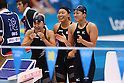 2012 Olympic Games - Swimming - Women's 4x100m Medley Relay Final