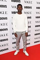 "Malachi Kirby<br /> arriving for the ""Widows"" special screening in association with Vogue at the Tate Modern, London<br /> <br /> ©Ash Knotek  D3457  31/10/2018"