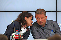28.05.2014: Pressekonferenzen der Nationalmannschaft