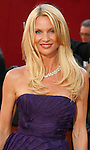LOS ANGELES, CA. - September 21: Actress Nicolette Sheridan arrives at the 60th Primetime Emmy Awards at the Nokia Theater on September 21, 2008 in Los Angeles, California.