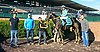 Ride The Shark winning at Delaware Park on 10/12/16