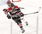 Kristyn Capizzano (BC - 7), Shelby Herrington (NU - 6) - The Boston College Eagles defeated the Northeastern University Huskies 5-1 (EN) in their NCAA Quarterfinal on Saturday, March 12, 2016, at Kelley Rink in Conte Forum in Boston, Massachusetts.