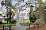 The South Carolina State House in Columbia, South Carolina, USA