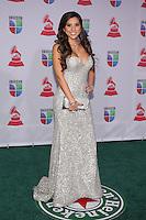 LAS VEGAS, NV - NOVEMBER 15 :  Alexandra Olavarria pictured at the 2012 Latin Grammys at Mandalay Bay Resort on November 15, 2012 in Las Vegas, Nevada.  Credit: Kabik/Starlitepics/MediaPunch Inc. /NortePhoto