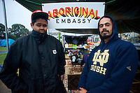 Aboriginal Tent Embassy, Redfern 09.06.14