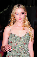 www.acepixs.com<br /> <br /> October 15 2017, London<br /> <br /> Kathryn Newton arriving at the UK Premiere of 'Three Billboards Outside Ebbing, Missouri' during the closing night gala of the 61st BFI London Film Festival at the Odeon Leicester Square on October 15, 2017 in London, England. <br /> <br /> By Line: Famous/ACE Pictures<br /> <br /> <br /> ACE Pictures Inc<br /> Tel: 6467670430<br /> Email: info@acepixs.com<br /> www.acepixs.com