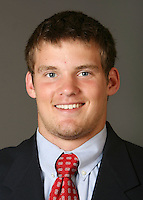 STANFORD, CA - AUGUST 15:  Jeff Bowlsby of the Stanford Cardinal football team poses for a headshot on August 15, 2008 in Stanford, California.