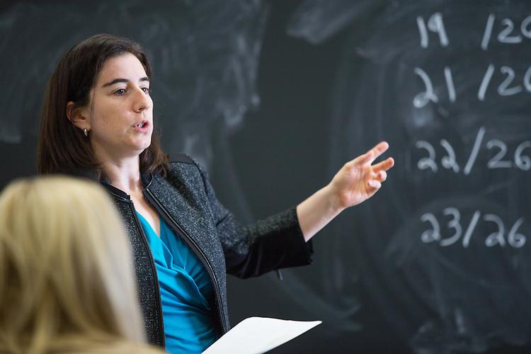 Nicole Kaufman Faculty Portrait Sociology Anthropology