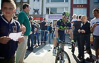 Alejandro Valverde (ESP/Movistar)<br /> <br /> La Flèche Wallonne 2014