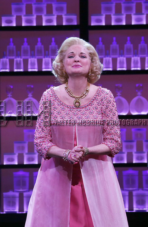 Christine Ebersole during the Broadway opening night performance curtain call for 'War Paint' at the Nederlander Theatre on April 6, 2017 in New York City