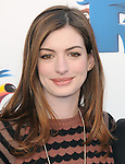 Anne Hathaway at The Twentieth Century Fox Voice Presentation of RIO held at The Zanuck Theatre on Twentieth Century Fox Lot in Los Angeles, California on January 28,2011                                                                               © 2010 DVS/Hollywood Press Agency