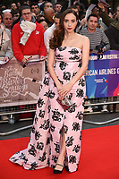 LONDON, UK. October 12, 2018: Zoe Kazan at the London Film Festival screening of &quot;The Ballad of Buster Scruggs&quot; at the Cineworld Leicester Square, London.<br /> Picture: Steve Vas/Featureflash