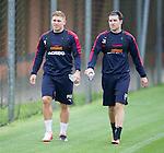 Martyn Waghorn and Josh Windass