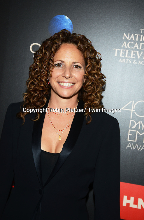 Meredith Scott Lynn attends The 40th Annual Daytime Emmy Awards on<br />  June 16, 2013 at the Beverly Hilton Hotel in Beverly Hills, California. <br /> photo by Robin Platzer/ Twin Images<br /> <br /> 212-935-0770