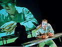 1984  with Criag Conway opens at the Lyric Hammersmith Theatre on 6/2/03  CREDIT Geraint Lewis