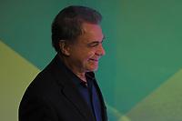 BRASÍLIA, DF, 29.08.2018 - ELEIÇÕES-2018 - O candidato a presidência Alvaro Dias (Podemos) durante o Encontro com Presidenciaéveis na CNA (Confederação da Agricultura e Pecuária do Brasil), nesta quarta-feira, 29, em Brasília. (Foto: Ricardo Botelho/Brazil Photo Press)