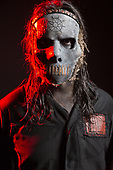 SLIPKNOT - drummer Jay Weinberg - Photosession in Las Vegas NV USA - 15 May 2019.  Photo credit: Paul Harries/IconicPix