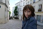 Cara Black in Paris, June 2012.