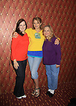 Kathleen Cullen, Denise Pence, Elvera Roussel - 9th Annual Daytime Stars & Strikes Charity Event to benefit The American Cancer Society hosted by Jerry verDorn and Liz Keifer on October 7, 2012 at Bowlmor Lanes Times Square, New York City, New York.  (Photo by Sue Coflin/Max Photos)