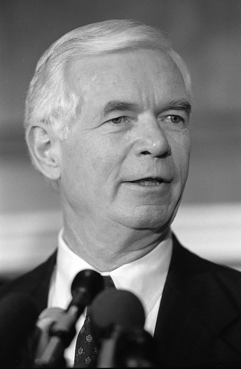 6/12/96.Sen. Thad Cochran, R-Miss..CONGRESSIONAL QUARTERLY PHOTO BY SCOTT J. FERRELL