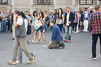 "Liam Neeson.Roma 22/10/2012 Set del film The Third Person..""The Third Person"" filming set..Photo Ernst/Insidefoto"