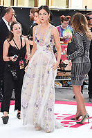 "Eiza Gonzalez<br /> at the ""Baby Driver"" premiere, Cineworld Empire Leicester Square, London. <br /> <br /> <br /> ©Ash Knotek  D3285  21/06/2017"