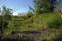 Reportage Generatorhaus des ehemaligen Kraftwerk Thierbach