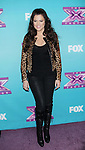 LOS ANGELES, CA - DECEMBER 17: Khloe Kardashian Odom attends  'The X Factor' season finale press conference at CBS Studios on December 17, 2012 in Los Angeles, California.