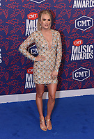 NASHVILLE, TENNESSEE - JUNE 05: Carrie Underwood attends the 2019 CMT Music Awards at Bridgestone Arena on June 05, 2019 in Nashville, Tennessee. <br /> CAP/MPI/IS/NC<br /> ©NC/IS/MPI/Capital Pictures
