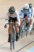 Bryony Botha of Waikato BOP competes in the Elite Women Omnium 2, Tempo Race 7.5km,  at the Age Group Track National Championships, Avantidrome, Home of Cycling, Cambridge, New Zealand, Sunday, March 19, 2017. Mandatory Credit: © Dianne Manson/CyclingNZ  **NO ARCHIVING**