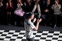 Davidelfin in Mercedes-Benz Fashion Week Madrid 2013