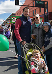 The Sandoval family during the Italian Festival held in downtown Reno outside of the Eldorado Hotel and Casino on Sunday afternoon, October 7, 2018.