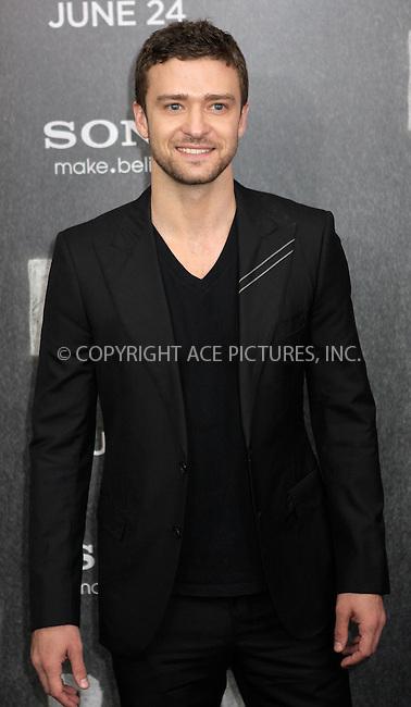 WWW.ACEPIXS.COM . . . . .  ....June 20 2011, New York City....Justin Timberlake arriving at the New York premiere of 'Bad Teacher' at the Ziegfeld Theatre on June 20, 2011 in New York City. ....Please byline: NANCY RIVERA- ACEPIXS.COM.... *** ***..Ace Pictures, Inc:  ..Tel: 646 769 0430..e-mail: info@acepixs.com..web: http://www.acepixs.com