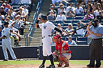 Alex Rodriguez (Yankees),<br /> MARCH 4, 2015 - MLB : Alex Rodriguez (13) of the New York Yankees at bat in the first inning during a spring training baseball game against the Philadelphia Phillies at George M. Steinbrenner Field in Tampa, Florida, United States.<br /> (Photo by Thomas Anderson/AFLO) (JAPANESE NEWSPAPER OUT)