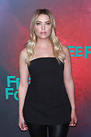 NEW YORK, NY - APRIL 19: Ashley Benson at The 2017 Freeform Upfront in New York City on April 19, 2017. <br /> CAP/MPI/DIE<br /> &copy;DIE/MPI/Capital Pictures