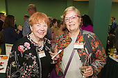 The Hyde Park Chamber of Commerce held its 96th Annual Anniversary Dinner Thursday evening at the LaQuinta Inn and Suites located at 4900 S. Lake Shore Drive.<br /> <br /> 7621 - Margaret Hyuck of the Hyde Park Village and Cindy Prado<br /> <br /> Please 'Like' &quot;Spencer Bibbs Photography&quot; on Facebook.<br /> <br /> All rights to this photo are owned by Spencer Bibbs of Spencer Bibbs Photography and may only be used in any way shape or form, whole or in part with written permission by the owner of the photo, Spencer Bibbs.<br /> <br /> For all of your photography needs, please contact Spencer Bibbs at 773-895-4744. I can also be reached in the following ways:<br /> <br /> Website &ndash; www.spbdigitalconcepts.photoshelter.com<br /> <br /> Text - Text &ldquo;Spencer Bibbs&rdquo; to 72727<br /> <br /> Email &ndash; spencerbibbsphotography@yahoo.com