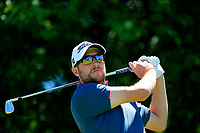 Matthew Southgate (ENG) during the second round of the Lyoness Open powered by Organic+ played at Diamond Country Club, Atzenbrugg, Austria. 8-11 June 2017.<br /> 09/06/2017.<br /> Picture: Golffile | Phil Inglis<br /> <br /> <br /> All photo usage must carry mandatory copyright credit (&copy; Golffile | Phil Inglis)