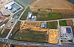 Aerial views of the Delaware Valley area. Aerial view of Middletown Delaware<br /> Amazon Distribution Facility under construction Aerial view of Middletown Delaware<br /> Amazon Distribution Facility under construction
