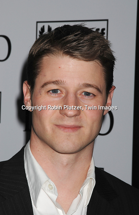 """Benjamin McKenzie.arriving at The New York Premiere of""""I Am Legend"""" on .December 11, 2007 at The Theatre at Madison Square Garden. The movie stars Will Smith. .Robin Platzer, Twin Images"""