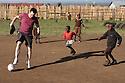 Stevenage FC Community Project, Nakuru, Kenya - 30th May, 2013<br />  © Kevin Coleman 2013