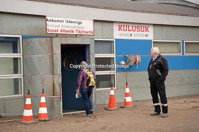 Kulusuk Airport Greenland